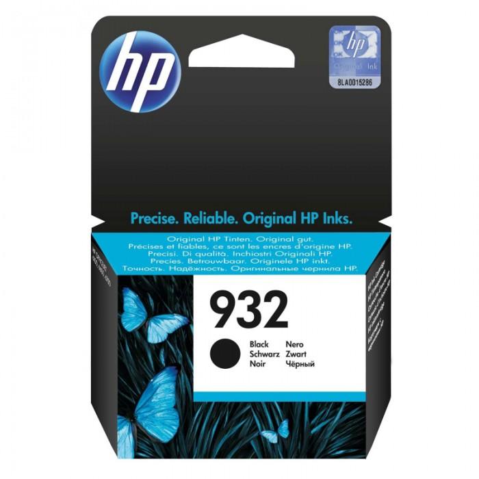 Cartus cerneala Original HP Black 932, compatibil OfficeJet 6600/6700/7110  [0]