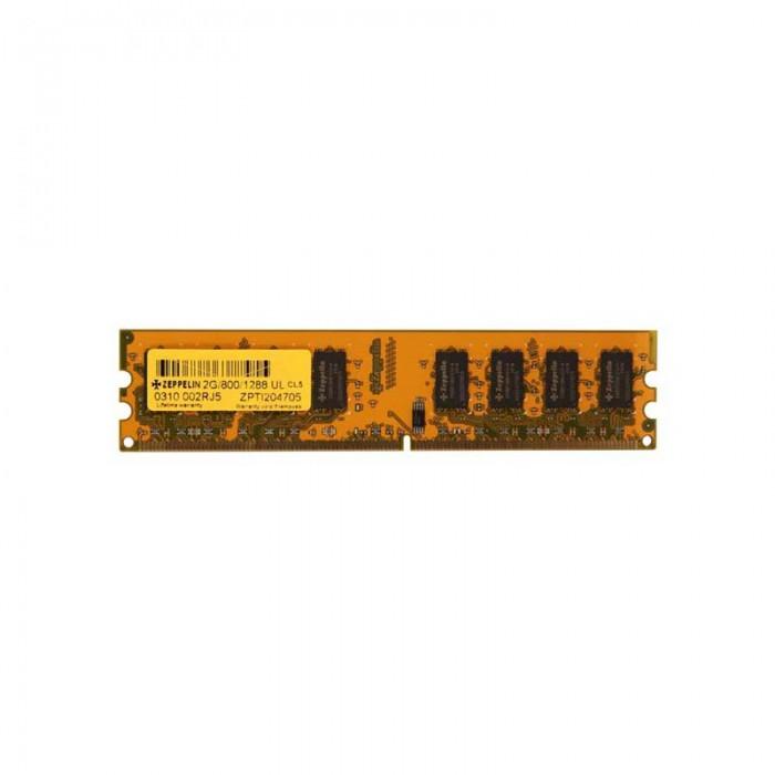 Zeppelin 2GB DDR2 800MHz Bulk  0