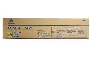 Toner Original pentru Konica-Minolta Yellow TN-214Y, compatibil BizHub C200,  18500pag  0