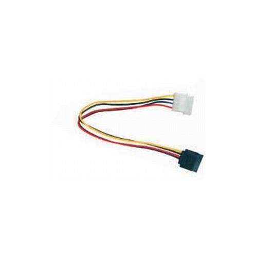 Cablu Alimentare SATA, lungime cablu: 15cm, adaptor intern, bulk, GEMBIRD  0