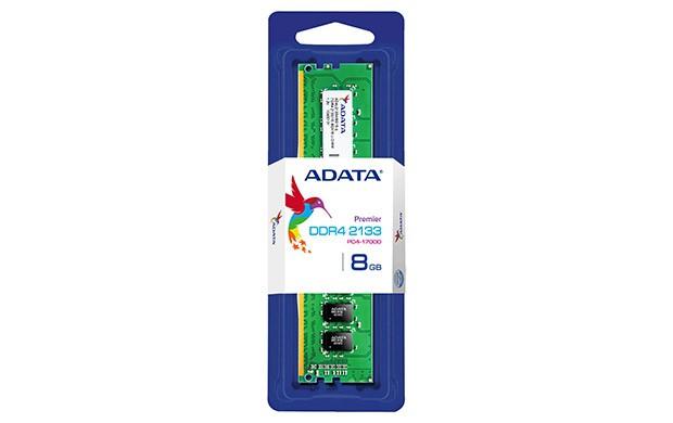 DIMM  DDR4/2133  8192M  ADATA  0