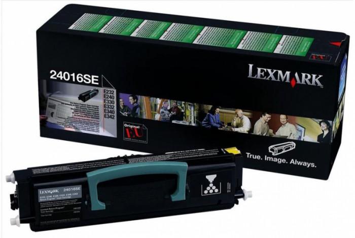 Toner Original pentru Lexmark Negru, compatibil E230/232/240/330/340/342, 2500pag  0