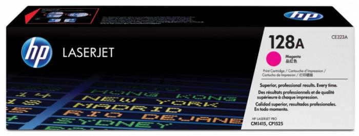Toner Original pentru HP Magenta, compatibil CP1525/CM1415 128A, 1300pag  [0]