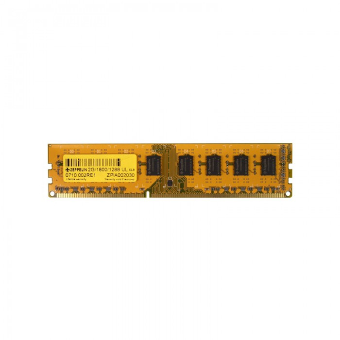 Zeppelin 4GB DDR3 1600MHz Bulk  0