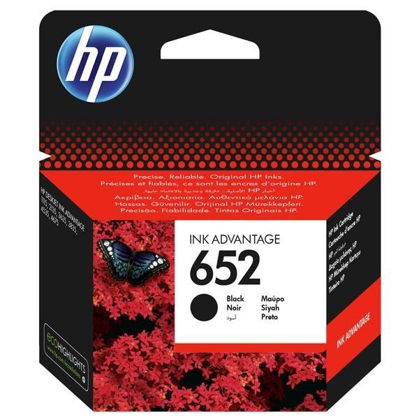 Cartus cerneala Original HP F6V25AE Black 652, pentru HP DESKJET 2135 AIO  [0]