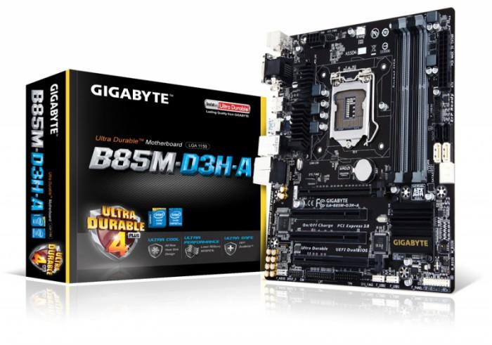 MB skt 1150  (INTEL B85)  Gigabyte  0