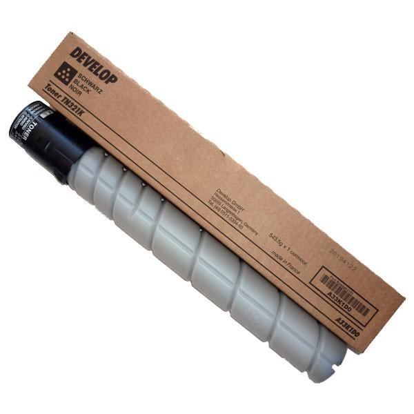Toner Original pentru Konica-Minolta Negru TN-321K, compatibil C224/284/364,  27000pag  0