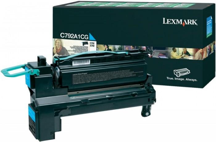 Toner Original pentru Lexmark Negru, compatibil C792, 20000pag  [0]