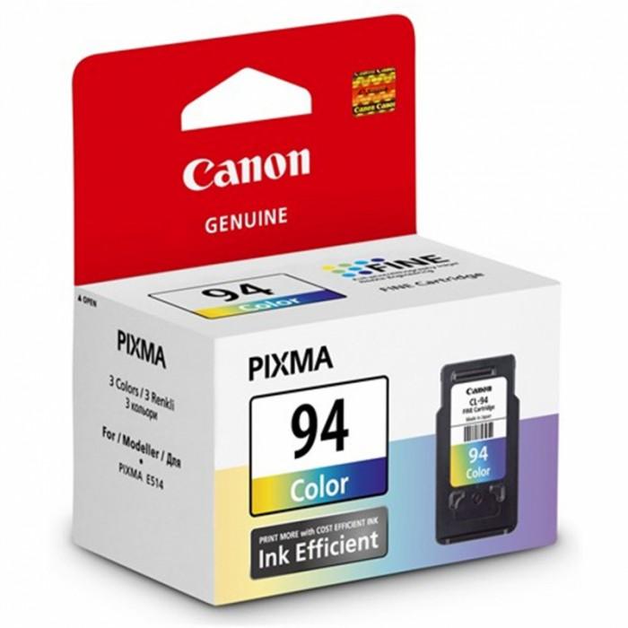 Cartus cerneala Original Canon CL-94 Color, compatibil E514   0