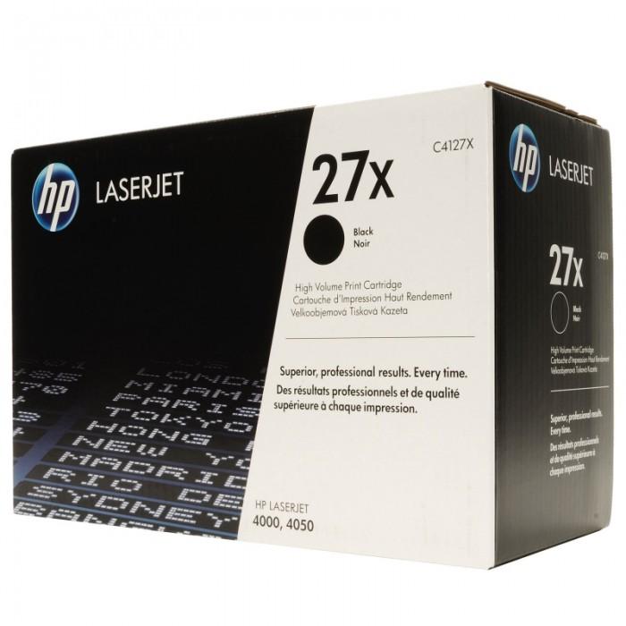 Toner Original pentru HP Negru, compatibil LJ 4000, 4050, 10000pag  0