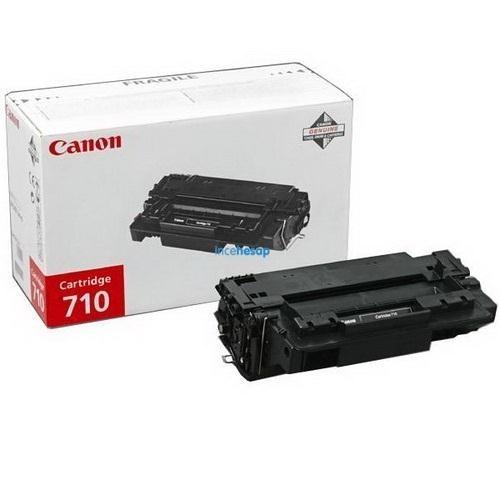 Toner Original pentru Canon Negru CRG-710, compatibil LBP3460, 6000pag  [0]