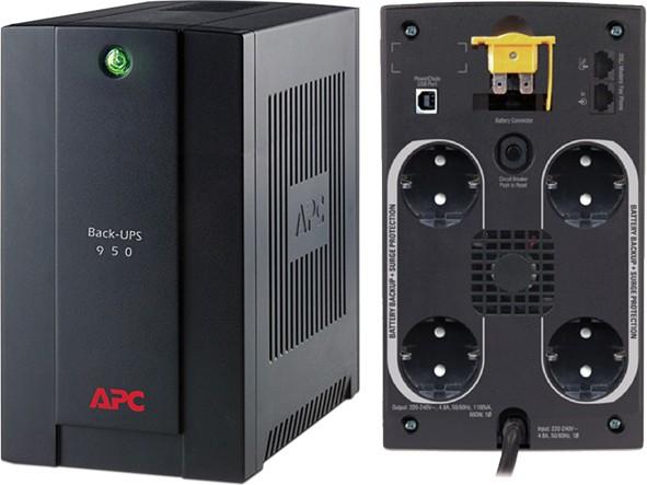 UPS APC Back-UPS BX  950VA   [0]
