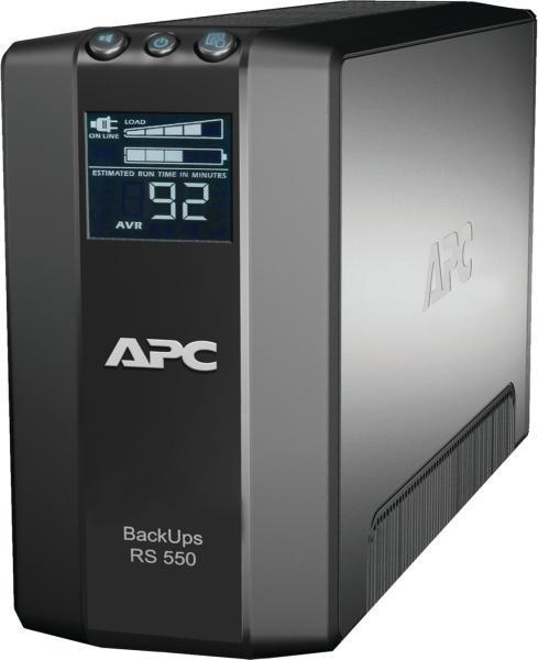 UPS APC Back-UPS RS 550VA   0
