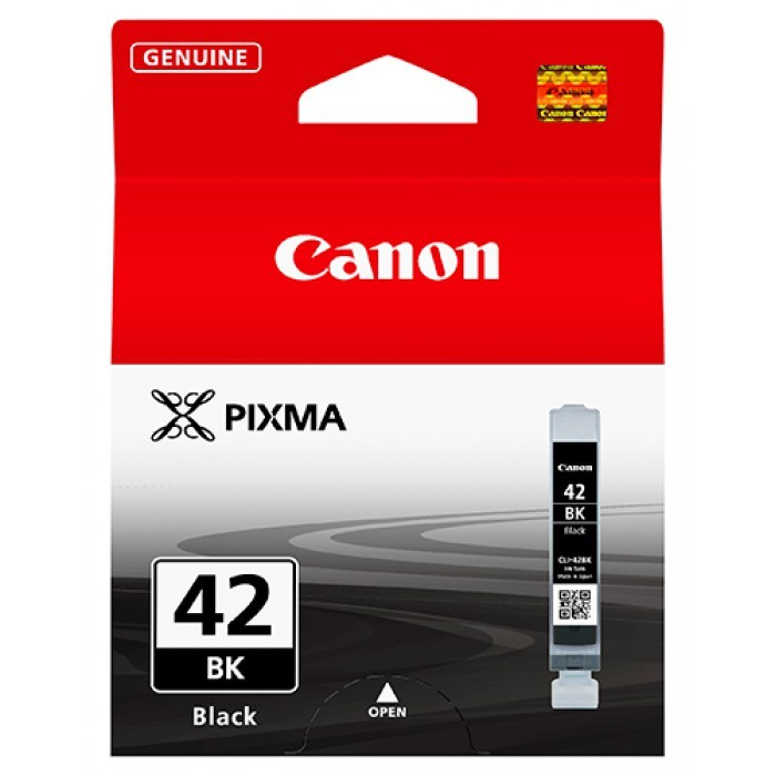 Cartus cerneala Original Canon CLI-42BK Negru, compatibil PIXMA PRO10/PRO100  [0]