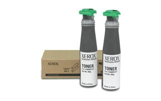 Toner Original pentru Xerox Negru, compatibil WC5016/5020 Twin Pack, 2x6300pag  [0]
