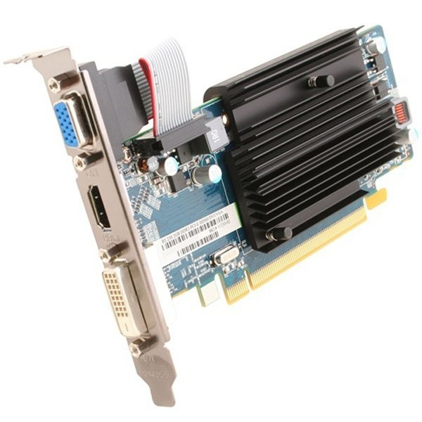 VGA SAPPHIRE PCI-E 3.0 R5 230 2GB DDR3 64B *BULK*  0