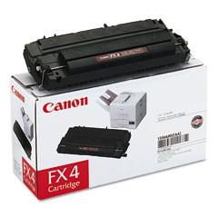 Toner Original pentru Canon Negru FX-4, compatibil L800/900, 4000pag  0
