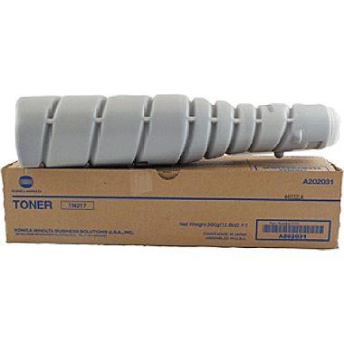 Toner Original pentru Konica-Minolta Negru TN-217, compatibil BizHub 223,  17500pag  0