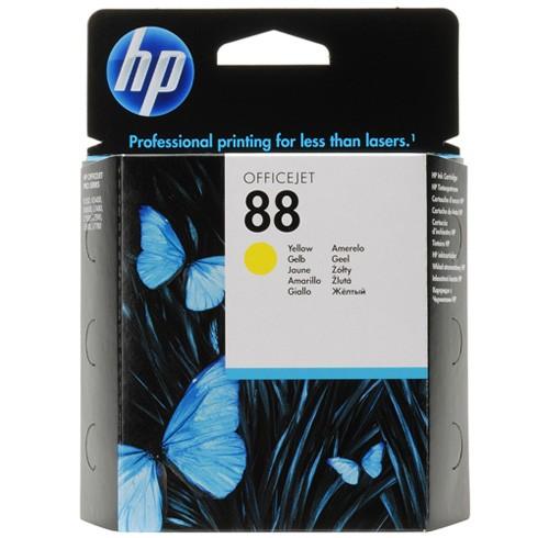 Cartus cerneala Original HP Yellow 88 w.Vivera ink, compatibil OfficeJet K5300/5400/550/L7xxx/Pro K5300/5400/550, 10ml  [0]