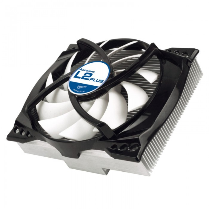 "COOLER VGA ARCTIC ""Accelero L2 PLUS"", AMD R7 370 & NVIDIA GTX 750 Ti, 120W (DCACO-V300101-BL) 0"