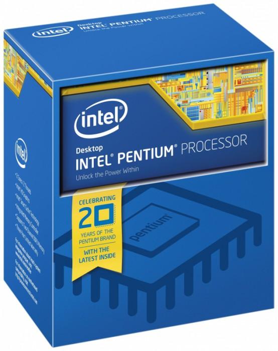 CPU INTEL skt. 1151   PENTIUM dual core G4500, 2C, 3.5GHz, 3MB    [0]