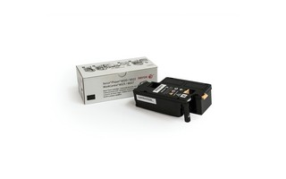 Toner Original pentru Xerox Negru, compatibil Phaser 6020/6022/WC6025/6027, 2000pag  0