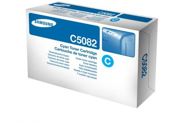 Toner Original pentru Samsung Cyan, compatibil CLP-620/670, 4000pag  [0]