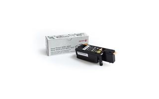 Toner Original pentru Xerox Yellow, compatibil Phaser 6020/6022/WC6025/6027, 1000pag  0