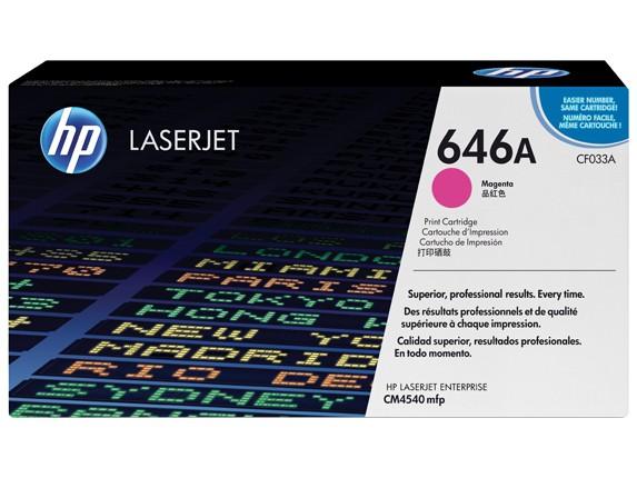 Toner Original pentru HP Magenta, compatibil CP5450, 12500pag  [0]