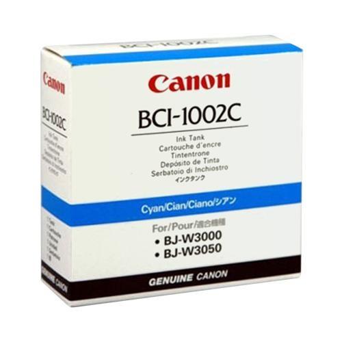 Cartus cerneala Original Canon BCI-1002C Cyan, compatibil BJW 3000, 42 ml   0