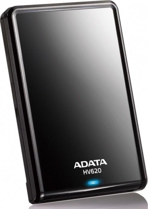 "HDD Extern ADATA HV620 1TB, 2.5"", USB 3.0, Black  0"