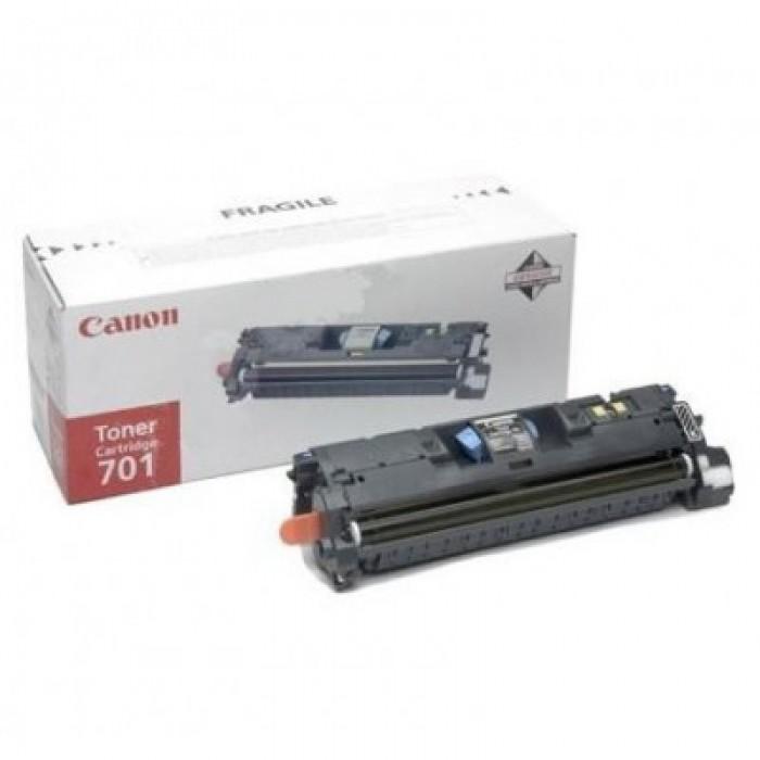 Toner Original pentru Canon Negru E-701B, compatibil LBP5200, 5000pag  [0]