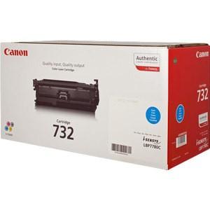 Toner Original pentru Canon Cyan CRG-732C, compatibil LBP7780C, 6400pag  [0]
