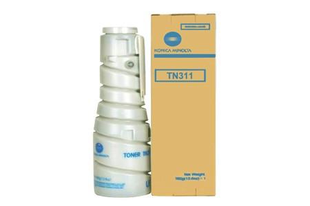 Toner Original pentru Konica-Minolta Negru TN-311, compatibil BizHub 350, 17500pag  0
