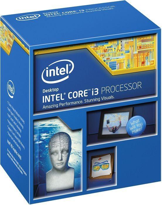 INTEL skt. 1150  Core i3 Ci3-4370, 3.8GHz, 4MB  BOX  [0]
