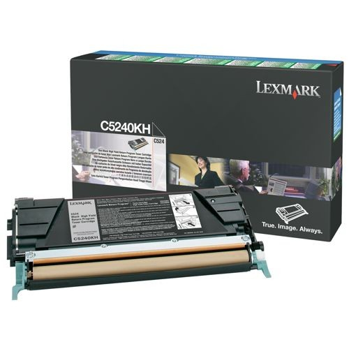 Toner Original pentru Lexmark Negru, compatibil C524/534, 8000pag  [0]