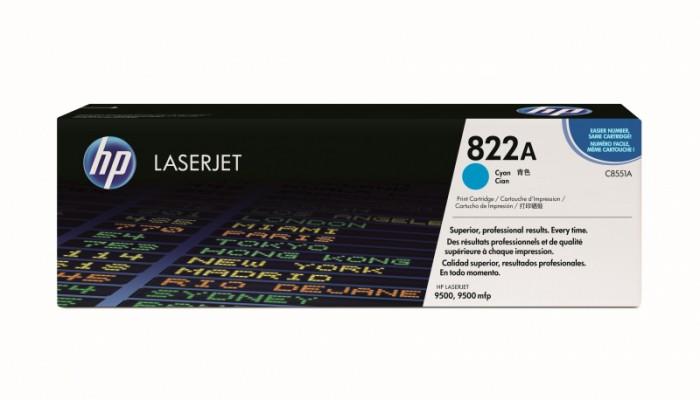 Toner Original pentru HP Cyan, compatibil LJ 9500, 25000pag  0