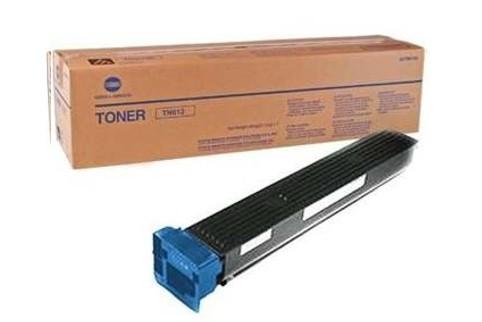 Toner Original pentru Konica-Minolta Cyan TN-314C, compatibil BizHub C353,  1 flacon, 20000pag  0