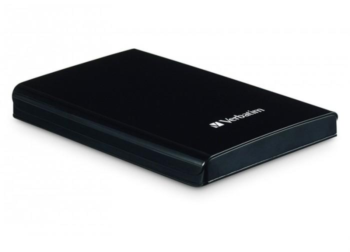 """HDD EXTERN 2.5"""" Verbatim Store 'n' Go USB3.0 1TB gen.1 black  0"""