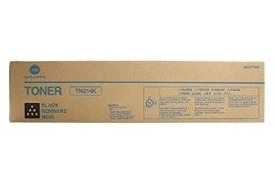 Toner Original pentru Konica-Minolta Negru TN-214K, compatibil BizHub C200,  24000pag  0