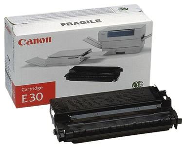 Toner Original pentru Canon Negru E-30, compatibil FC200/220/330/530/PC760, 4000pag  0