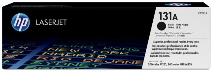 Toner Original pentru HP Negru 131A, compatibil M251/M276, 1600pag  [0]