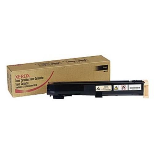 Toner Original pentru Xerox Negru, compatibil WorkCentre 5222, 20000pag  0