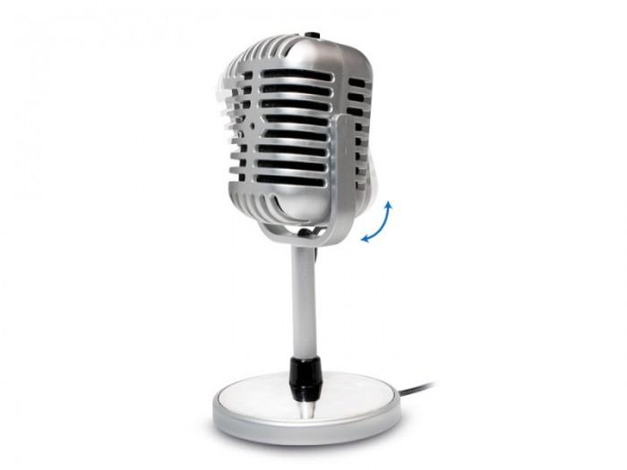 "Microphone ""retro"", Logilink  0"