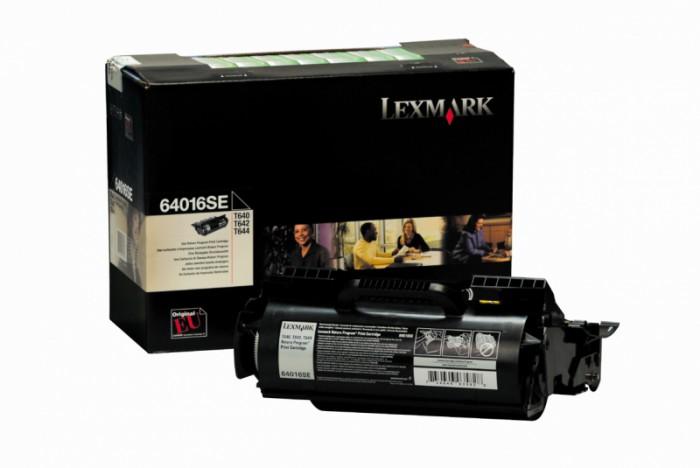 Toner Original pentru Lexmark Negru, compatibil Optra T640/642/644, 6000pag  0