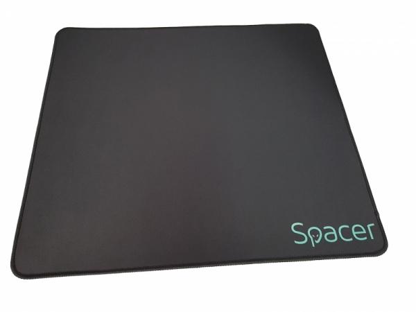 PAD gaming SPACER 400 x 450 x 3 mm, material : spuma din cauciuc natural + tesatura  0