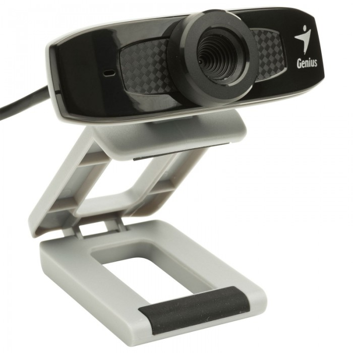 """CAMERA WEB GENIUS  """"FaceCam 320"""", Sensor CMOS 0.3Mp, Video: 640x480 pixels  0"""
