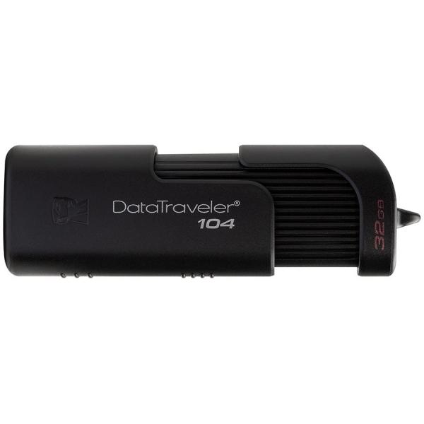 KINGSTON 32GB USB 2.0 DataTraveler 104 3