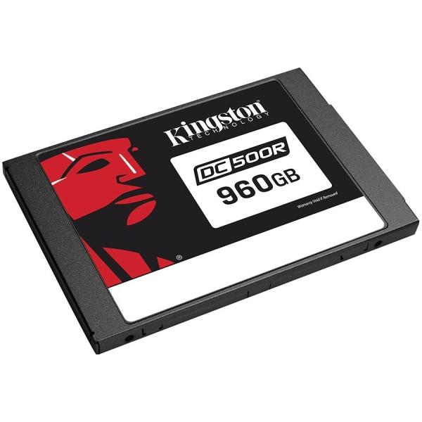 Kingston 960GB DC500R Data Center SSD 0