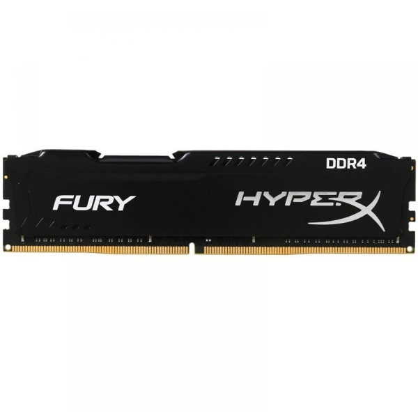 Kingston DRAM 16GB 3200MHz DDR4 CL16 DIMM HyperX FURY Black EAN: 740617296297 [0]